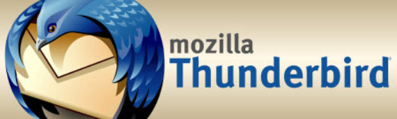 Thunderbird – Setting up Your Email Account